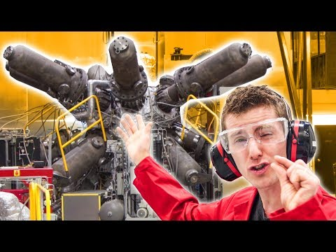 They're Building a REAL Nuclear Fusion Reactor! - Holy S#!T (видео)