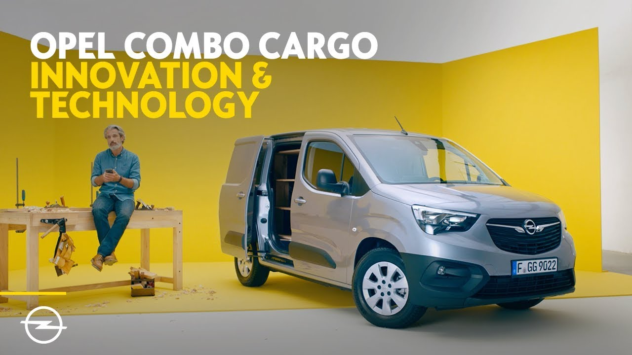Opel Combo Cargo: Innovation & Technology