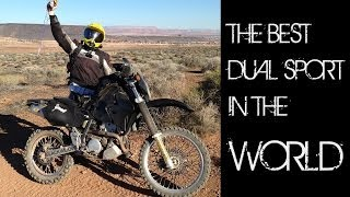 4. o#o Suzuki DRZ 400 Quick Review: Best Dual Sport Motorcycle in the World
