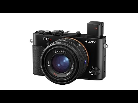 Sony RX1R II: First Look Interview with Sony