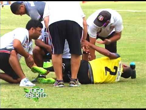 [JOGO ABERTO PE] Santa Cruz: Fabinho Alves no setor ofensivo