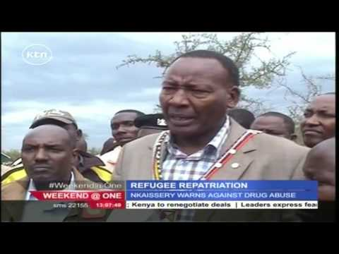 CS Nkaissery: 150,000 refugees to leave camp by December