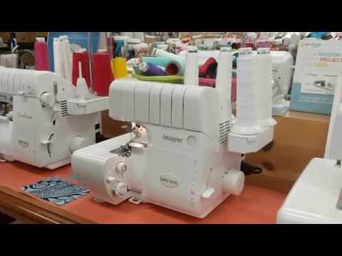 Quick How Tos:  Threading Your Baby Lock Imagine | Discount Fabric Warehouse