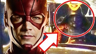 New Flash Villain REVEALED! - The Flash Season 4. The Flash Godspeed, The Flash 3x23, The Flash 3x23 Ending, The Flash 3x23 Barry, Iris West Death, Savitar Future.Photo Sources:https://twitter.com/yvrshootshttps://twitter.com/ThemysciraBoundLike / Share the Video if you enjoyed the video!Subscribe for more Flash Season 4, Arrow Season 6, Legends of Tomorrow Season 3 and Supergirl Season 3!Twitter http://twitter.com/pagmystSnapchat: apageyyInstagram: apagey25Facebook: https://www.facebook.com/PageyYT--- Channel Info ---I started my channel to talk about all things related to TV Shows and Movies. I do videos on Movie/TV News, Trailer Breakdowns, Movie and TV reviews, and plenty more!