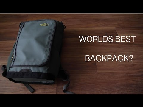 World's Best Backpack? (The North Face)