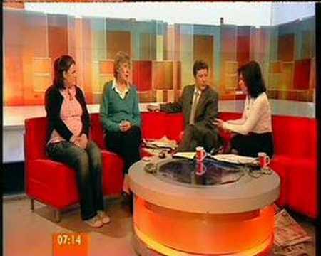 Self-harm BBC TV Interview