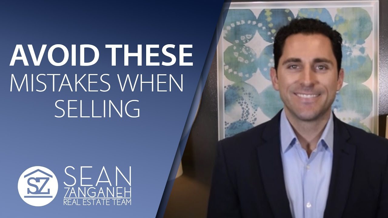 The 3 Biggest Mistakes Home Sellers Make