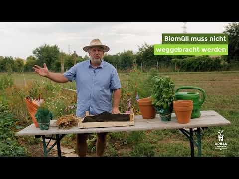 Wurmkompostierung - Warum überhaupt Kompost selber herstellen?
