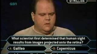 Super Millionaire - Bob-O's $1,000,000 Question