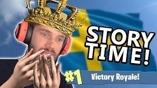 •HOW I BECAME KING OF SWEDEN [[[TRUE]]] STORY•