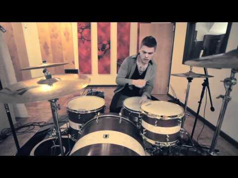 Cinema (Skrillex Remix) - Dylan Taylor Drum Cover