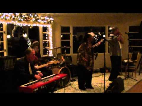 Christmas Party with The Stoney B Blues Band and Annette Da Bomb (видео)