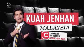 Comedy Central Stand Up, Asia!   Episode 4 Sneaks