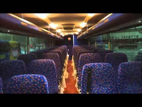 un viaggio low-cost con megabus!