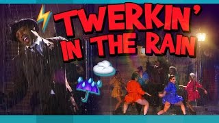 Twerking in the Rain - by TODRICK HALL - YouTube