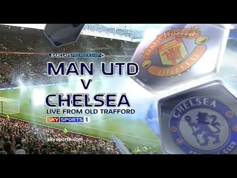 Full Match - Manchester United 1-1 Chelsea (26/11/2006)