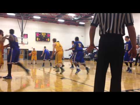 ESF Mighty Oaks Hoops vs Alfred State