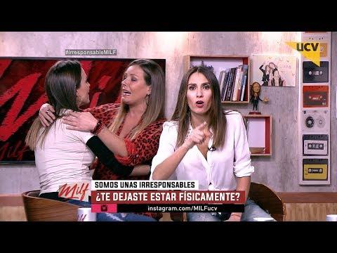 """video Yazmín increpa a Claudia Conserva por """"dejarse estar"""" físicamente"""