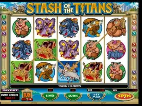 Play Stash of the Titans™ Best Free Slots by FreeSlots.guru
