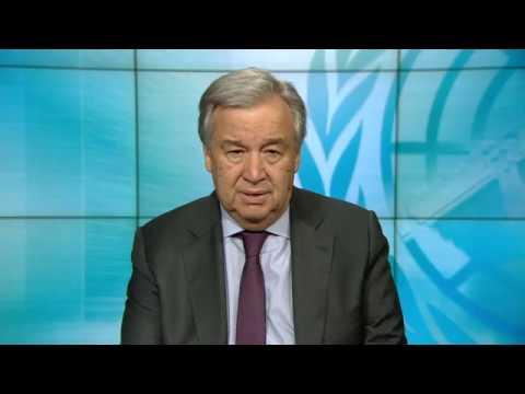 Послание главы ООН по случаю Дня радио
