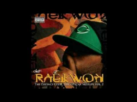 Raekwon The Chef - The DaVinci Code, The Vatican Mixtape Vol. 2.