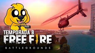 ¡ESTRENANDO LA NUEVA TEMPORADA DE FREE FIRE! 😱🔴DIRECTO DE FREE FIRE TEMPORADA 8