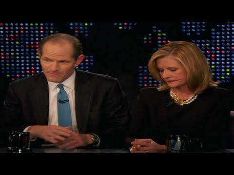 CNN Official Interview: Eliot Spitzer addresses sex scandal