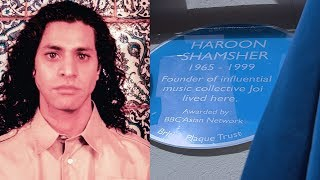 BBC Asian Network and the British Plaque Trust honours founder of music collective Joi with a Blue Plaque.