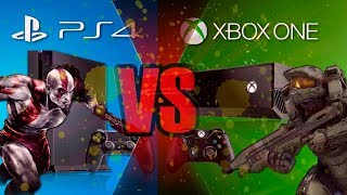 Xbox One Vs PS4 | VIDEO Definitivo 5 años después - ¿Qué Consola Debo Comprar? #XBOXTIM