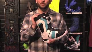 2013 Ride Jackson Boa Coiler Snowboard Boots