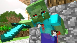 Zombie Life - Craftronix Minecraft Animation