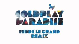 Thumbnail for Coldplay — Paradise (Fedde le Grand Remix)