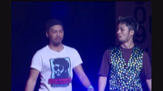 Gucchon vs Fishboy – DANCE @ LIVE 2009