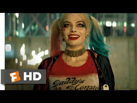 Suicide Squad (2016) - Kill Harley Quinn Scene (5/8)   Movieclips