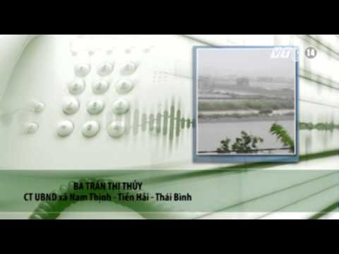 VTC14_Thời tiết chuyển xấu tại Thái Bình