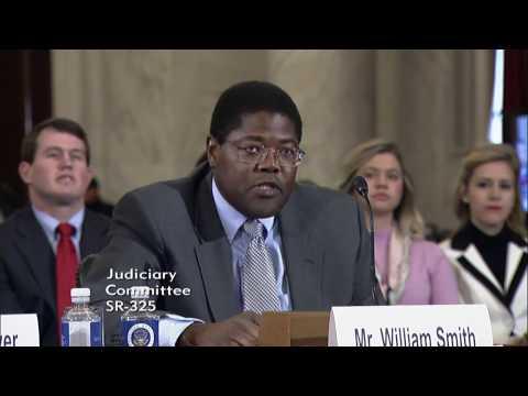 Download William Smith Testifies Regarding Senator Sessions' Nomination HD Mp4 3GP Video and MP3