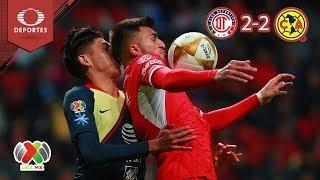 Video ¡Empate de infarto! | Toluca 2 - 2 América | Liga Mx - A18 Cuartos (Ida) | Televisa Deportes MP3, 3GP, MP4, WEBM, AVI, FLV Februari 2019