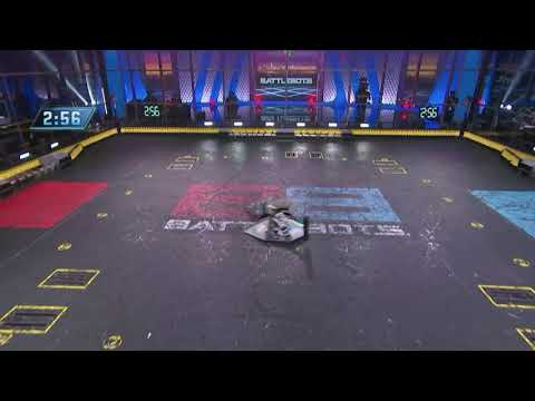 Battlebots Season 5 Episode 3: ROTATOR VS BETA