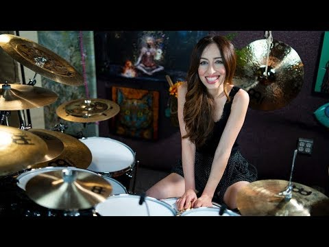 Video NEW! BAD WOLVES - ZOMBIE - DRUM COVER BY MEYTAL COHEN download in MP3, 3GP, MP4, WEBM, AVI, FLV January 2017