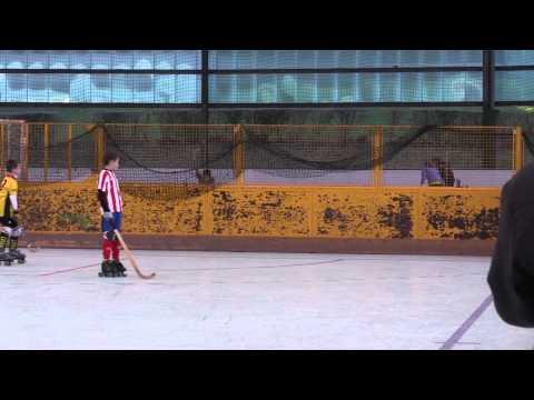 Hockey Patines Benjamín Lagunak - Rochapea