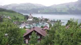 Spiez Switzerland  City pictures : Road to Zermatt Switzerland via Interlaken, Spiez and Grindelwald