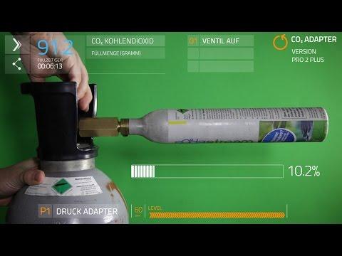 Sodastream Zylinder selbst auffüllen