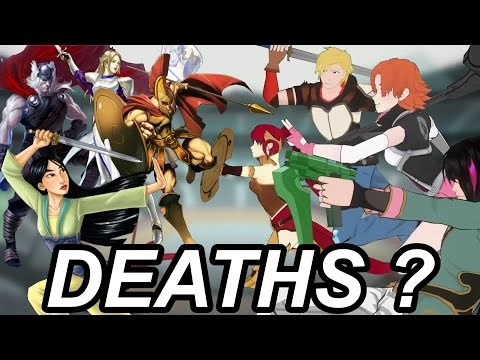 The JNPR DEATH Theory (RWBY Theory)