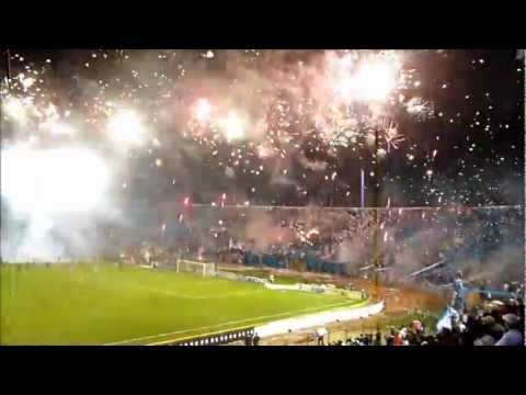 "Video - MickyTizon - Clásico Cruceño "" Recibimiento Blooming"" - Los Chiflados - Blooming - Bolívia"