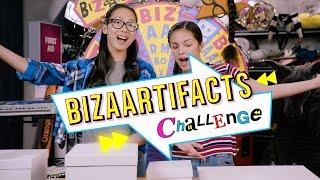 BizaArtifacts  Bizaardvark Shorts  Disney Channel