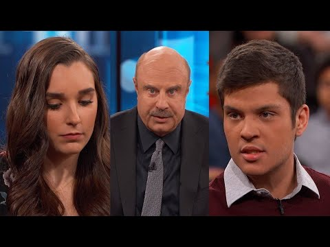 Dr. Phil To Guests: 'You Make A Sex Tape And Put It On The iCloud, Knowing You're Being Hacked?'