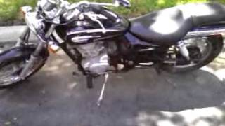 10. Kawasaki Eliminator 125cc Beginner Bike