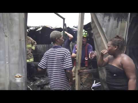 Se registró incendio en Curundú
