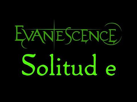 Tekst piosenki Evanescence - Solitude po polsku