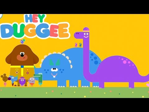Hey Duggee The Fossil Badge Hey Duggee Games Duggee Kids Cartoon